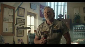 Dr Pepper TV Spot, 'Fansville: Unusual Suspects' Featuring Brian Bosworth, Ray Wise
