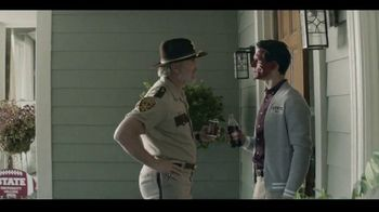 Dr Pepper TV Spot, 'Fansville: Unusual Suspects' Featuring Brian Bosworth, Ray Wise - Thumbnail 4