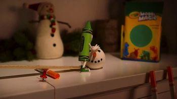 Crayola TV Spot, 'Holidays: Stocking Stuffers' - Thumbnail 1