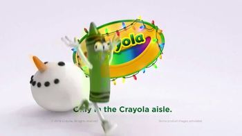 Crayola TV Spot, 'Holidays: Stocking Stuffers' - Thumbnail 10