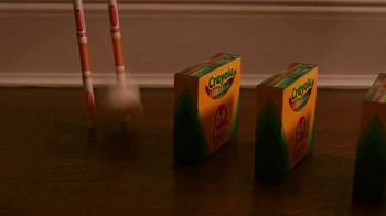 Crayola TV Spot, 'Holidays: Stocking Stuffers' - Thumbnail 5