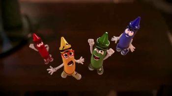 Crayola TV Spot, 'Holidays: Stocking Stuffers' - Thumbnail 7