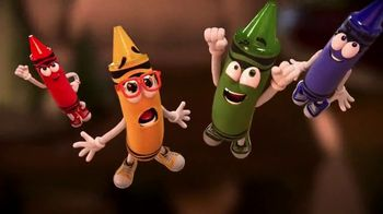 Crayola TV Spot, 'Holidays: Stocking Stuffers'