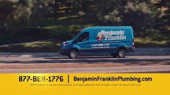 Benjamin Franklin Plumbing TV Spot, 'Tomorrow' - Thumbnail 10