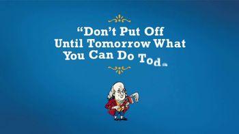 Benjamin Franklin Plumbing TV Spot, 'Tomorrow' - Thumbnail 3