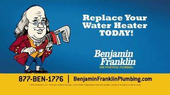 Benjamin Franklin Plumbing TV Spot, 'Tomorrow' - Thumbnail 8