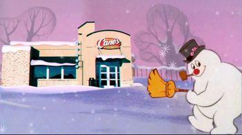 Raising Cane's Chicken Fingers TV Spot, 'Frosty the Snowman' - Thumbnail 1