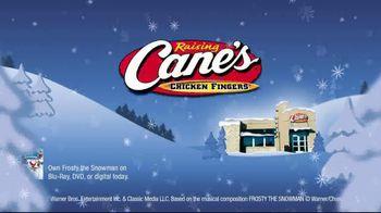 Raising Cane's Chicken Fingers TV Spot, 'Frosty the Snowman' - Thumbnail 10