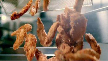 Raising Cane's Chicken Fingers TV Spot, 'Frosty the Snowman' - Thumbnail 4