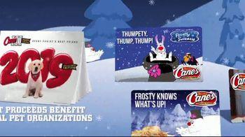 Raising Cane's Chicken Fingers TV Spot, 'Frosty the Snowman' - Thumbnail 9