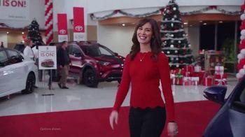 Toyota Toyotathon TV Spot, 'Holidays: Snow' [T1]