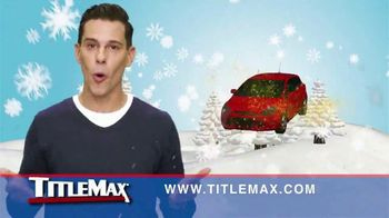 TitleMax TV Spot, 'Get the Holiday Cash You Need' - Thumbnail 3