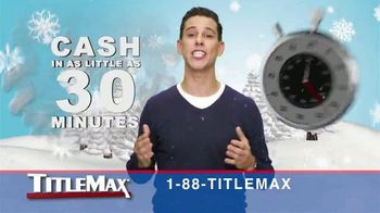TitleMax TV Spot, 'Get the Holiday Cash You Need' - Thumbnail 5