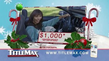 TitleMax TV Spot, 'Get the Holiday Cash You Need' - Thumbnail 7