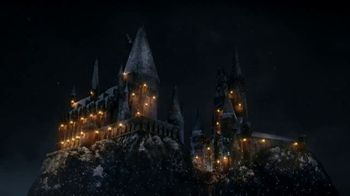 Universal Studios Hollywood TV Spot, 'Christmas at Hogwarts'