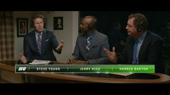 Common Sense Media TV Spot, 'Device-Free Dinner: Green Beans' Featuring Steve Young, Jerry Rice - Thumbnail 4