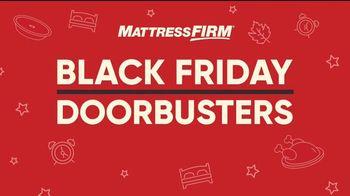 Mattress Firm Black Friday Doorbusters TV Spot, 'Almohadas por $9 dólares' [Spanish] - Thumbnail 1