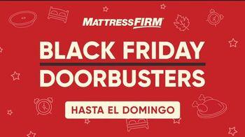 Mattress Firm Black Friday Doorbusters TV Spot, 'Almohadas por $9 dólares' [Spanish] - Thumbnail 2