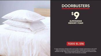 Mattress Firm Black Friday Doorbusters TV Spot, 'Almohadas por $9 dólares' [Spanish] - Thumbnail 4