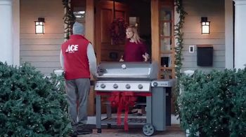 ACE Hardware TV Spot, 'Ace Grills: Free Assembly and Delivery'