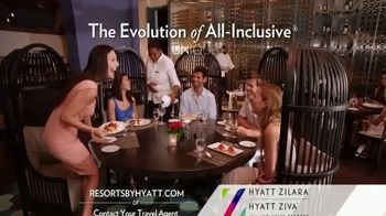 Hyatt Zilara & Ziva Resorts TV Spot, 'Save 60 Percent'