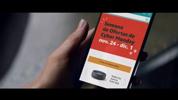 Amazon Semana de Cyber Monday TV Spot, 'Ofertas en todos los departamentos' [Spanish] - Thumbnail 6