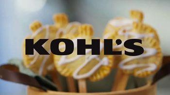 Kohl's TV Spot, 'Lifetime: Self Made: Pumpkin Pie Pops' - Thumbnail 8