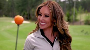 Orange Whip Golf TV Spot, 'Question' Featuring Holly Sonders