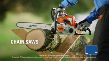 STIHL TV Spot, 'Hard to Wrap, Easy to Give'