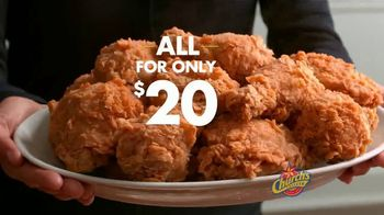 Church's Chicken Restaurants $20 Holi-Deals TV Spot, 'What's for Dinner?' - Thumbnail 9