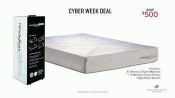 American Signature Furniture Cyber Week Sale TV Spot, 'Mattress in a Box' - Thumbnail 6
