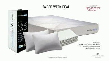 American Signature Furniture Cyber Week Sale TV Spot, 'Mattress in a Box' - Thumbnail 7