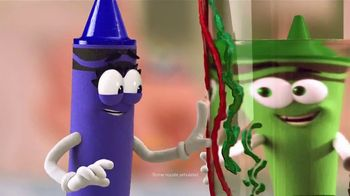 Crayola Crayon Melter TV Spot, \'Meet\'