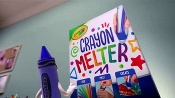 Crayola Crayon Melter TV Spot, 'Meet' - Thumbnail 6