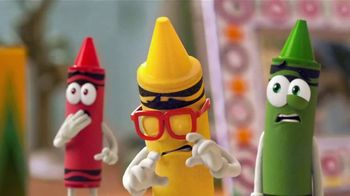 Crayola Crayon Melter TV Spot, 'Meet' - Thumbnail 7