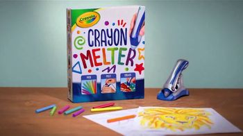 Crayola Crayon Melter TV Spot, 'Meet' - Thumbnail 8