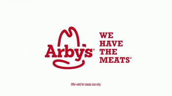 Arby's French Dip & Swiss TV Spot, 'Get Rich Quick' Song by YOGI - Thumbnail 5