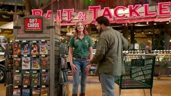 Bass Pro Shops TV Spot, 'Holidays: Gift Cards' - Thumbnail 7