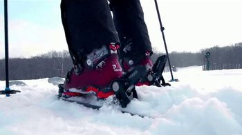 Pure Michigan TV Spot, 'Loud: Michigan Winter Sports'