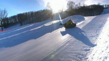 Pure Michigan TV Spot, 'Loud: Michigan Winter Sports' - Thumbnail 9