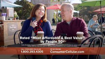 Consumer Cellular TV Spot, '2018 Holidays: I Like It'