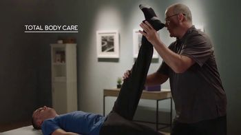 Massage Envy Total Body Stretch TV Spot, 'Treat Yourself' Ft. Justin Thomas - Thumbnail 8