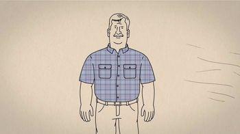 Duluth Trading Company Breezeshooter Shirts TV Spot, 'Winded' - Thumbnail 5