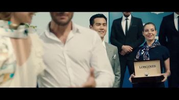 Longines Record Collection TV Spot, 'Scarf' Featuring Eddie Peng - Thumbnail 5
