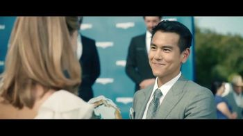 Longines Record Collection TV Spot, \'Scarf\' Featuring Eddie Peng