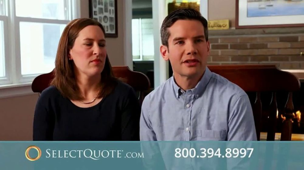 Select Quote TV Commercial, 'Johnna and David'