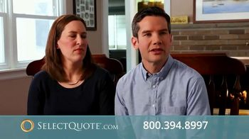 Select Quote TV Spot, 'Johnna and David' - Thumbnail 2