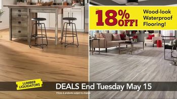 Lumber Liquidators Hardwood Savings Sale TV Spot, 'Hottest Styles' - Thumbnail 6