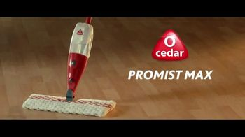 O Cedar ProMist MAX TV Spot, 'Cleans the Toughest Messes' - Thumbnail 7