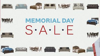 Ashley HomeStore Memorial Day Sale TV Spot, 'Five Days of Deals' - Thumbnail 2